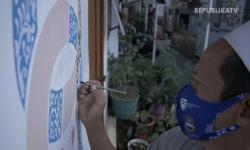 Melirik Kampung Kaligrafi Alquran di Sudut Kota Bandung