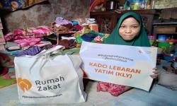 Siswa SD Juara Dapar Kado Lebaran Rumah Zakat