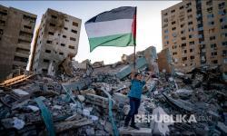 Optimisme di Gaza di Tengah Tanda-tanda Rekonstruksi