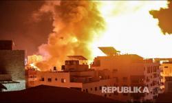 Israel Hancurkan Laboratorium Covid di Gaza, Sengaja?