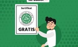 Menag: Usaha Kecil Gratis Sertifikasi Halal