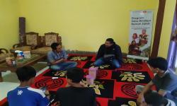Relawan Rumah Zakat Resmikan Kelompok Ternak