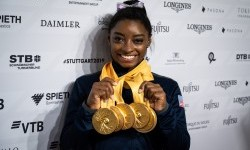 Mundurnya Atlet AS dari Final Olimpiade Buat Kaget Rekannya
