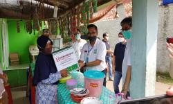 In Picture: Sinarmas Land Bagikan Bantuan untuk Warga Kampung Dadap