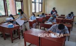 Pemkab Pati Hentikan Simulasi PTM di Sekolah Terdampak Covid