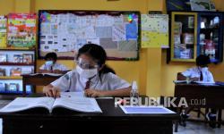 Gubernur Bali Izinkan Sekolah Gelar PTM Terbatas