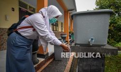 Riau Izinkan Sekolah Tatap Muka di Tiga Kabupaten