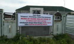 Warga Tolak RS Darurat Covid-19 Tasikmalaya
