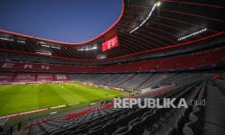 Stadion Allianz Arena, kandang Jerman di Euro 2020.