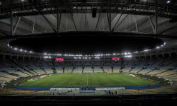 Rio de Janeiro Brasil Izinkan Kembali Kegiatan Sepak Bola