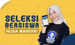 Nusa Mandiri Adakan Seleksi Beasiswa Lewat Aplikasi M-Tryout
