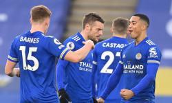Kalahkan West Brom, Leicester Kembali ke Jalur Kemenangan