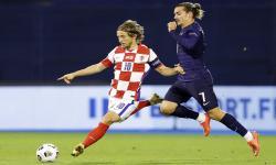 Timnas Kroasia Umumkan Skuad Resmi Euro 2020