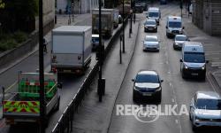 Produksi Mobil Inggris Anjlok hingga 99,7 Persen