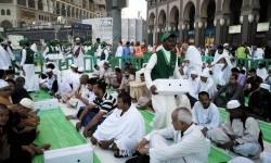 Mau Berbagi Takjil Ramadhan di Masjidil Haram? Ini Syaratnya