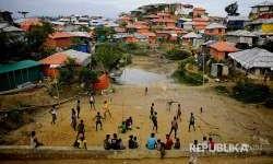 11 Pengungsi Rohingya di Kamp Meninggal Kena Covid