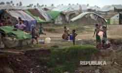 Kamp Pengungsi Rohingya Terancam Penyebaran Covid-19