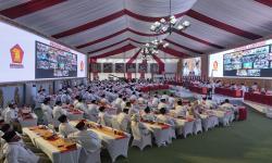Jokowi Ajak Kader Gerindra Bantu Kendalikan Krisis