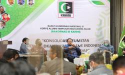 Dibuka Presiden Jokowi, Ini Harapan untuk Rakornas III KAHMI