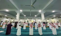 Imam Diduga Positif Covid-19,ArabSaudi Tutup Masjid Dammam