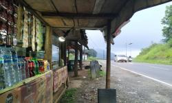 Pengalaman Lebaran Terburuk Pedagang Makanan Jalur Gentong