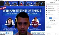 UBSI Gelar NGOPI 'Ngobrol Online Penuh Inspirasi'