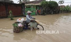 Banjir Meluas, Bupati Perintahkan Dirikan Dapur Umum