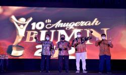 Konsisten Kembangkan Talenta Unggul, PGN Raih BUMN 2021