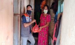 Bantuan Sembako, Bahagiakan Masyarakat Terdampak
