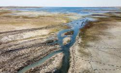 Sengketa Air Picu Bencana Kekeringan di Sungai Eufrat