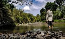 Warga Tolak Penambangan di Sungai Progo