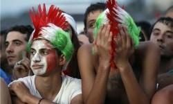 Kemenkes Italia Kasih Lampu Hijau buat Suporter Bola