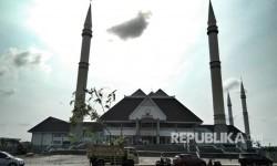 Masjid Raya Hasyim Asy'ari Gelar Sholat Id Pukul 07.00 WIB