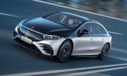 Ciptakan Mobil Listrik Mewah, Mercedes Coba Lawan Tesla