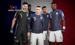Kemenangan Prancis Sukses Diprediksi Video Gim