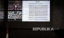 In Picture: Sidang Pengujian Materiil UU KPK