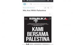 <em>Republika</em> Lelang NFT Dukung Perjuangan Rakyat Palestina
