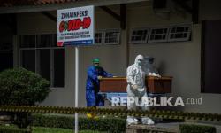 In Picture: Status Kabupaten Bandung Naik Jadi Zona Merah Covid-19