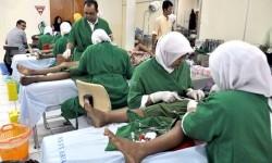 Muslim India Berikan Bantuan APD Kepada Petugas Medis