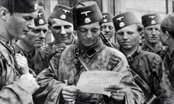 Tentara Muslim Di Pihak Hitler Dan Sekutu di Perang Dunia II