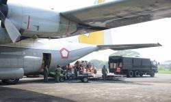 TNI Kirim 190 Konsentrator Oksigen ke Kalimantan