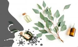 Mahasiswa KKN Relawan UMP Lakukan Terapi Uap Eucalyptus