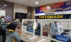 Terminal Tirtonadi Fasilitasi Tes GeNose C19 Penumpang