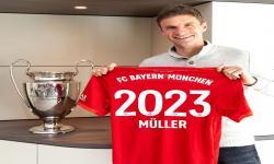 Thomas Mueller Perpanjang Kontrak Hingga 2023
