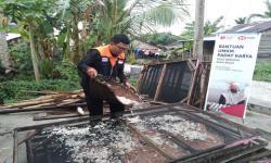 BUMMAS Binaan Rumah Zakat Tingkatkan Pemasaran Ikan Kering