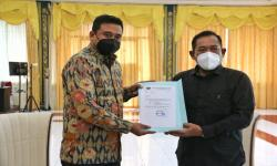 BPH Migas Kunjungi Walikota Medan Terkait SK Kuota JBT