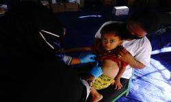 21Ribu Penyintas Gempa Mamuju Masih di Pengungsian