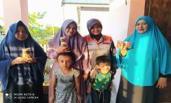 20 KK di Banggai Terima Superqurban dari Rumah Zakat