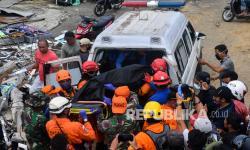 <em>Update</em> Gempa Sulbar: Korban Jiwa Jadi 56 Orang, 826 Luka
