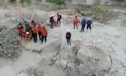 Satu Korban Tertimbun Longsor di Lombok Utara Ditemukan